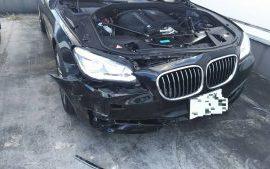 事故車買取 BMW740I 埼玉県