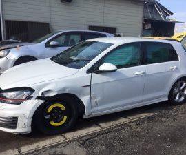事故車買取 VWゴルフGTI 横浜市港北区