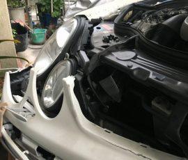 事故車買取 ベンツAMG E55 東大阪市