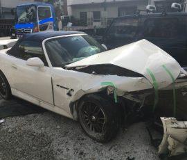 事故車買取 S2000 神戸市
