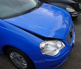 事故車買取 VWポロ 横浜市