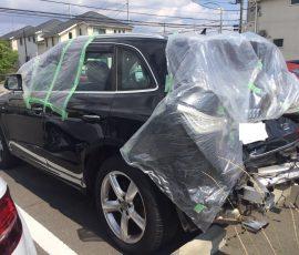 事故車買取 アウディQ5 横浜市青葉区