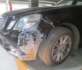 事故車買取 ベンツ Eクラス 神奈川県座間市