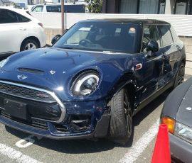 事故車買取 BMWミニ ジョンクーパーワークス 東京都府中市