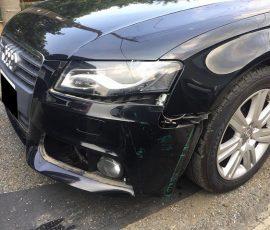 事故車買取 アウディA4 クワトロ 神奈川県横浜市