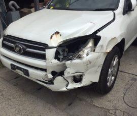 事故車買取 トヨタRAV4 神奈川県横浜市 廃車
