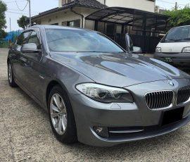 車買取 BMW523クリーンディーゼル 神奈川県横浜市青葉区