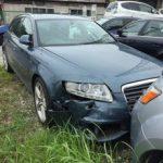 アウディの事故車、故障車の高値買取!!A4,A6,Q5のいろんなパターンをご紹介!!横浜から