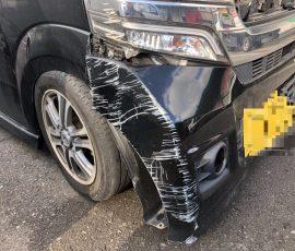 事故車買取 N BOXカスタム 和歌山市