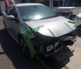 事故車買取 プリウス 50 横浜市