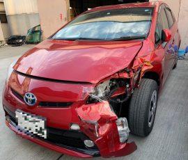 事故車買取 プリウス 愛知県名古屋市