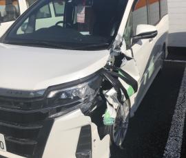 事故車買取 平成30年式ノアハイブリッド 埼玉県