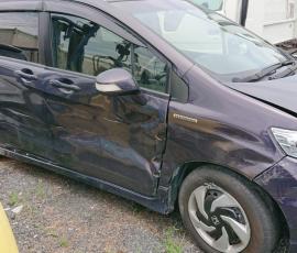 事故車買取 フリードスパイクハイブリッド 群馬県
