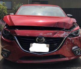 事故車買取 アクセラスポーツ 茨城県