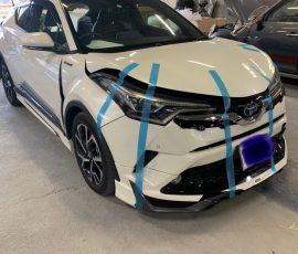 事故車買取 C-HR 滋賀県