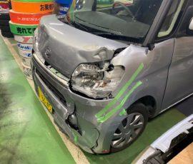 事故車買取 タント 滋賀県四日市市
