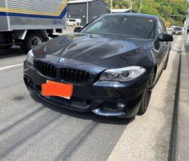 故障車買取 BMW530i Mスポーツ 横浜市