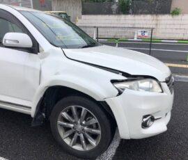 事故車買取 ヴァンガード 東京都