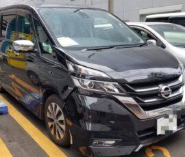 事故車買取 セレナハイブリッド 東京都