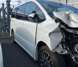 事故車買取 VOXY 大阪府藤井寺市