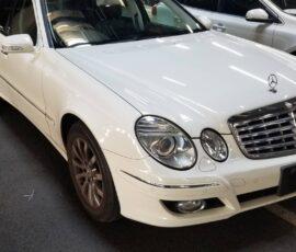 故障車買取 ベンツE300 東京都中央区