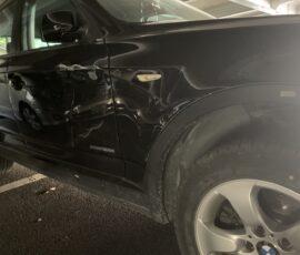 事故車買取 BMW X3 大阪府寝屋川市