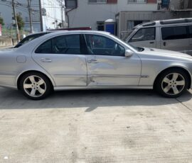 事故車買取 メルセデスベンツEクラス 兵庫県芦屋市