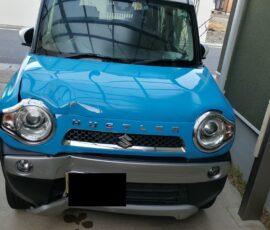 大阪エリアの事例:スズキ ハスラーX  2WD