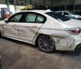 事故車買取 BMW5シリーズ 千葉県柏市