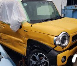 事故車買取 ハスラー 千葉県流山市