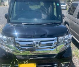 事故車買取 N BOX 群馬県桐生市